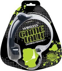 Intec - NEW Datel Wireless Game Talk Rechargeable Headset for Xbox Live Xbox 360 (Cases of 4 items)