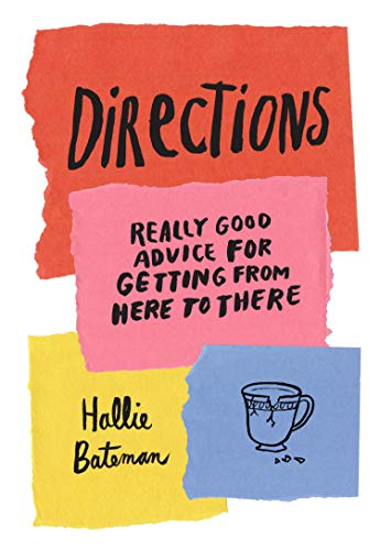 Book Cover: Directions: Really Good Advice for Getting from Here to There