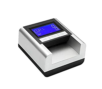 Detector De Billetes Falsos Multidivisa Ec-500 Led UV: Amazon.es: Electrónica