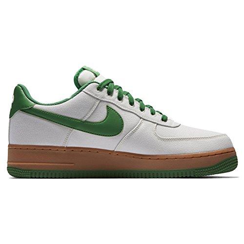 Nike Air Force 1 07 Txt Mens Aj7282-003 Osso Leggero / Aloe Verde-sommità Bianca