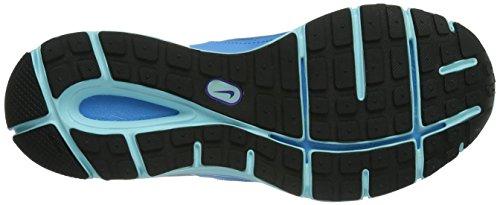 NIKE Lunar Forever 3 - Zapatillas de correr de material sintético mujer Azul (Vvd Bl / Crt Prpl-Atmc Orng-Glcr)