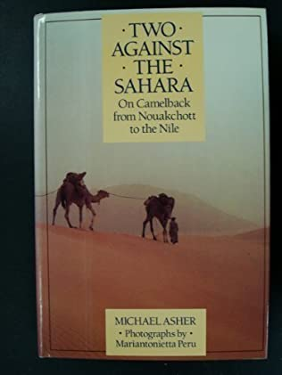 book cover of Two Against the Sahara