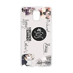 KKDTT The Best 5 SOS Cell Phone Case for Samsung Galaxy Note4