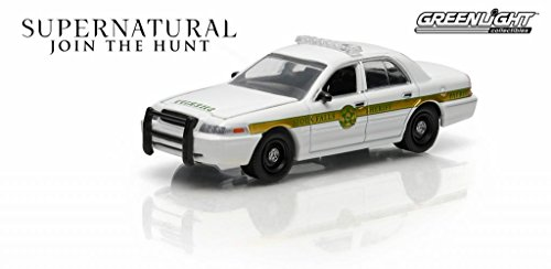 FORD CROWN VICTORIA POLICE INTERCEPTOR from the hit televisi