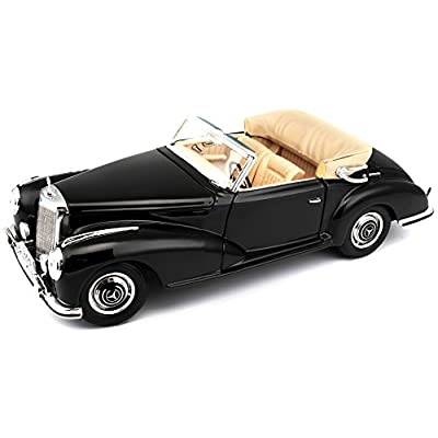 1/18 scale die-cast Mercedes Benz 300S-1955: Maisto: Toys & Games