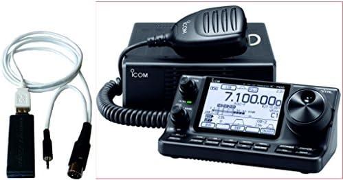 GPS receiver module for Icom IC – 7100 or IC – 9100 . Ham , Amateur Radio GPS7100 v.2