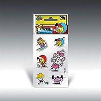 KRL-002C Kral Şakir Puffy Sticker, Puffy Çıkartma,Kral Şakir Yapıştırmaları