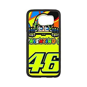 Samsung Galaxy S6 Phone Case White Valentino Rossi QY8512220