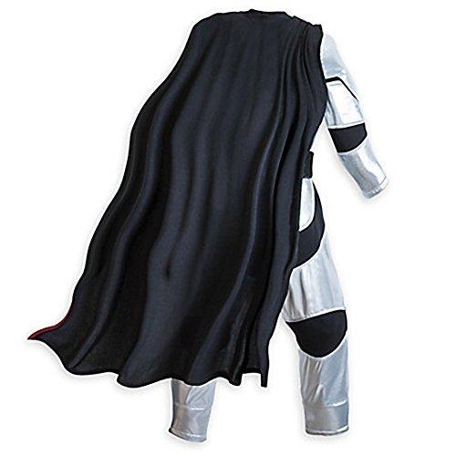 Disney Boys Star Wars The Force Awakens Captain Phasma Costume Size 4