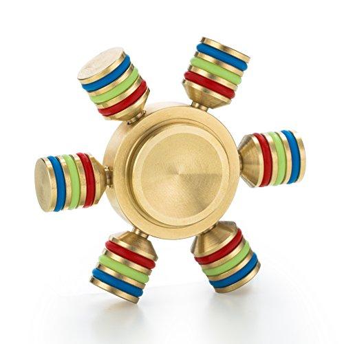 Spin Wars Metallic Spinner Customizable