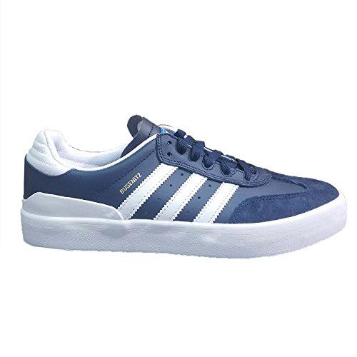 (adidas Men's Busenitz Vulc RX Conavy/Ftwwht/Blubir Skate Shoe 9.5 Men US )