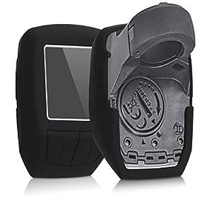 41MvMBpJYDL. SS300 kwmobile Custodia compatibile con Bosch Purion - Cover protettiva navigatore bici - Porta navigatore dispositivo GPS in…