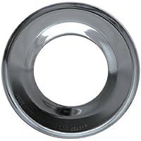 RANGE KLEEN RGP-200 Chrome Range Round Pan/Orange Label (6.875)