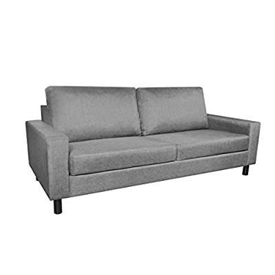 Amazon Com Fun Furnishings Sofa Sleeper Green Micro