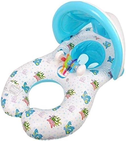 TD Piscinas Hinchables Piscina Inflable del Bebé Vaciar Anillo Verano De Los Cabritos Piscina Cisne Swim Agua Flotan (Color : White): Amazon.es: Jardín