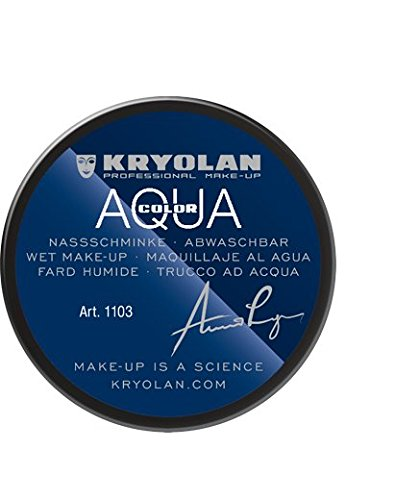 Kryolan AQUACOLOR 55 ML 1.9(FL OZ.) 1103 071 Wet Makeup and Body Paint