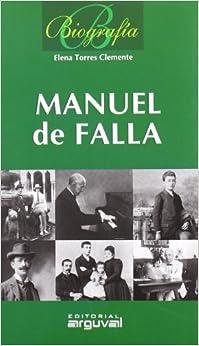 Descargar Libros Gratis Ebook Biografía Manuel De Falla De Epub A Mobi