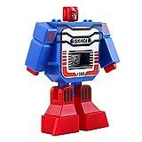 YPS Boys Robot Assembly Transformer Design Toy Digital Wrist Watch WTH3126