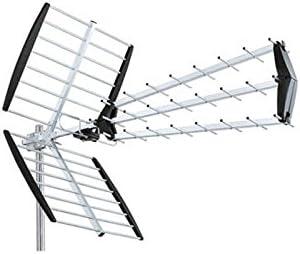 Antena TDT UHF (17dB): Amazon.es: Bebé