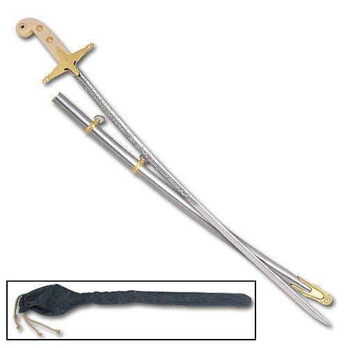 Cold Steel USMC Officer Mameluke Saber Sword by Cold Steel - Best ...