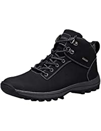 Hiking Boots Men Ankle Support Waterproof Lightweight Non-Slip Outdoor Sports Shoes