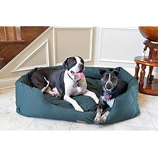 Armarkat Pet Bed 34-Inch by 27-Inch D01FML-Medium, Laurel Green
