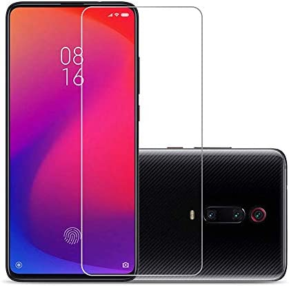 Xiaomi MI 9T Display screen Protector,Laerion[2 Pack] Tempered Glass Display screen Protector with 9H Anti Scratch Clear HD Clear Bubble Free Protecting Movie