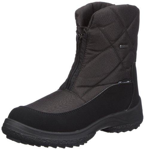 990414 Manitu Negro Botas POLARTEX para de Manitu nieve mujer vvqFwBgx