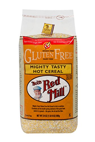 Bob's Red Mill Gluten Free Mighty Tasty Hot Cereal, 24 Ounce (Pack of ()