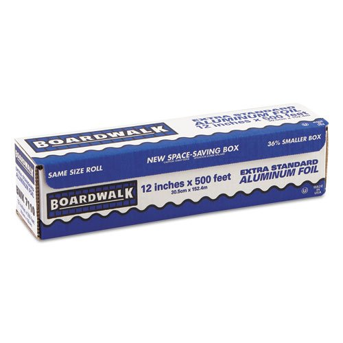 (Boardwalk Premium Quality Aluminum Foil Roll, 12