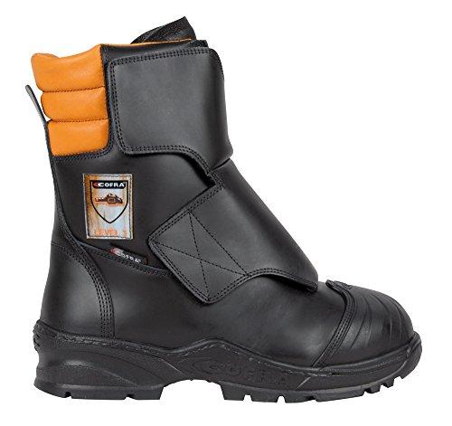 Cofra 21471-000.W39 Strong A E P FO WRU HRO SRC Chaussures de sécurité Taille 39 Noir