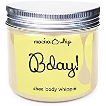 Triple Whipped Shea Butter (bday!, 8 ounces)
