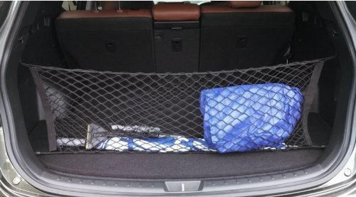 Envelope Style Trunk Cargo Net for HYUNDAI SANTA FE 2013 2014 2015 2016 2017 2018 NEW Trunknets Inc 4332990200