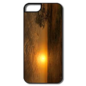 Customize Sunrise Sports IPhone 5 5s Skin For Him