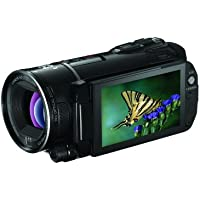 Canon VIXIA HF S21 Full HD Camcorder w/64GB Flash Memory & Pro Manual Control (Discontinued by Manufacturer)