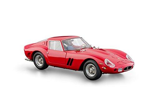 CMC-Classic Model Cars USA Ferrari 250 GTO 1962 Limited Edition Die Cast Vehicle (1:18 Scale), (1962 Ferrari 250 Gto)
