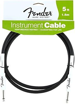 Fender California Series Instrument Cable 4