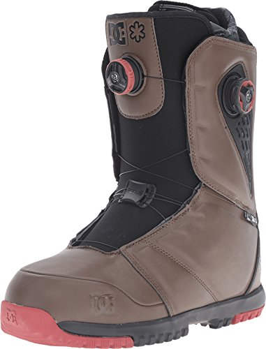 DC Shoes Mens Shoes Judge - Snowboard Boots - Men - US 8.5 - Brown Dark Brown US 8.5 / UK 7.5 / EU 41
