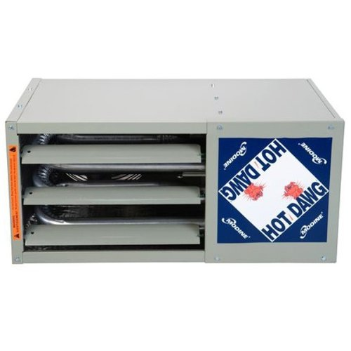 Power Vented Heater - 7