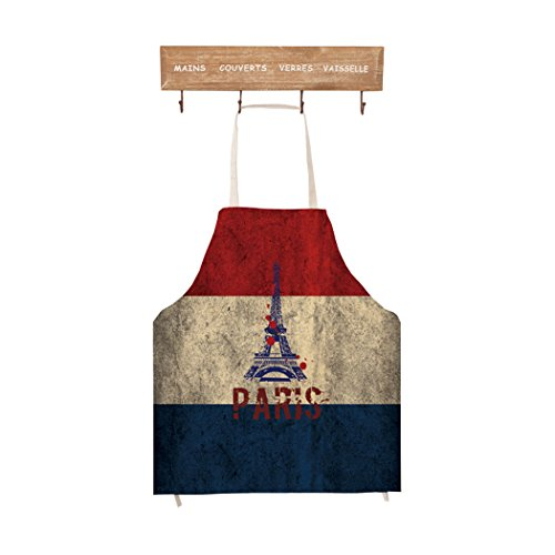 Daisy Duke Costumes Adults (National Flag Apron Cooking Apron Funny Novelty BBQ Party Apron Kitchen (adult, Style 4))