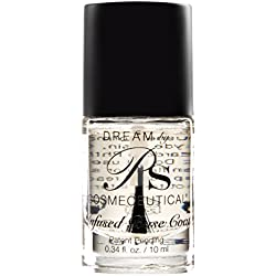 PS Polish Non Toxic Nail Polish Base Coat, Clear Base Coat, Natural Safe Vegan Professional Foot, Hand, Nail Care, No Formaldehyde, No Toluene, Best Base Nail Coats for Manicure, Pedicure, MSRP $14.99