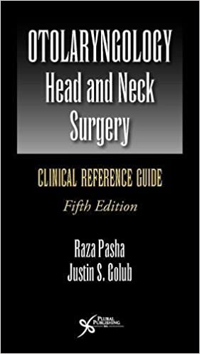 Otolaryngology-Head and Neck Surgery: Clinical Reference