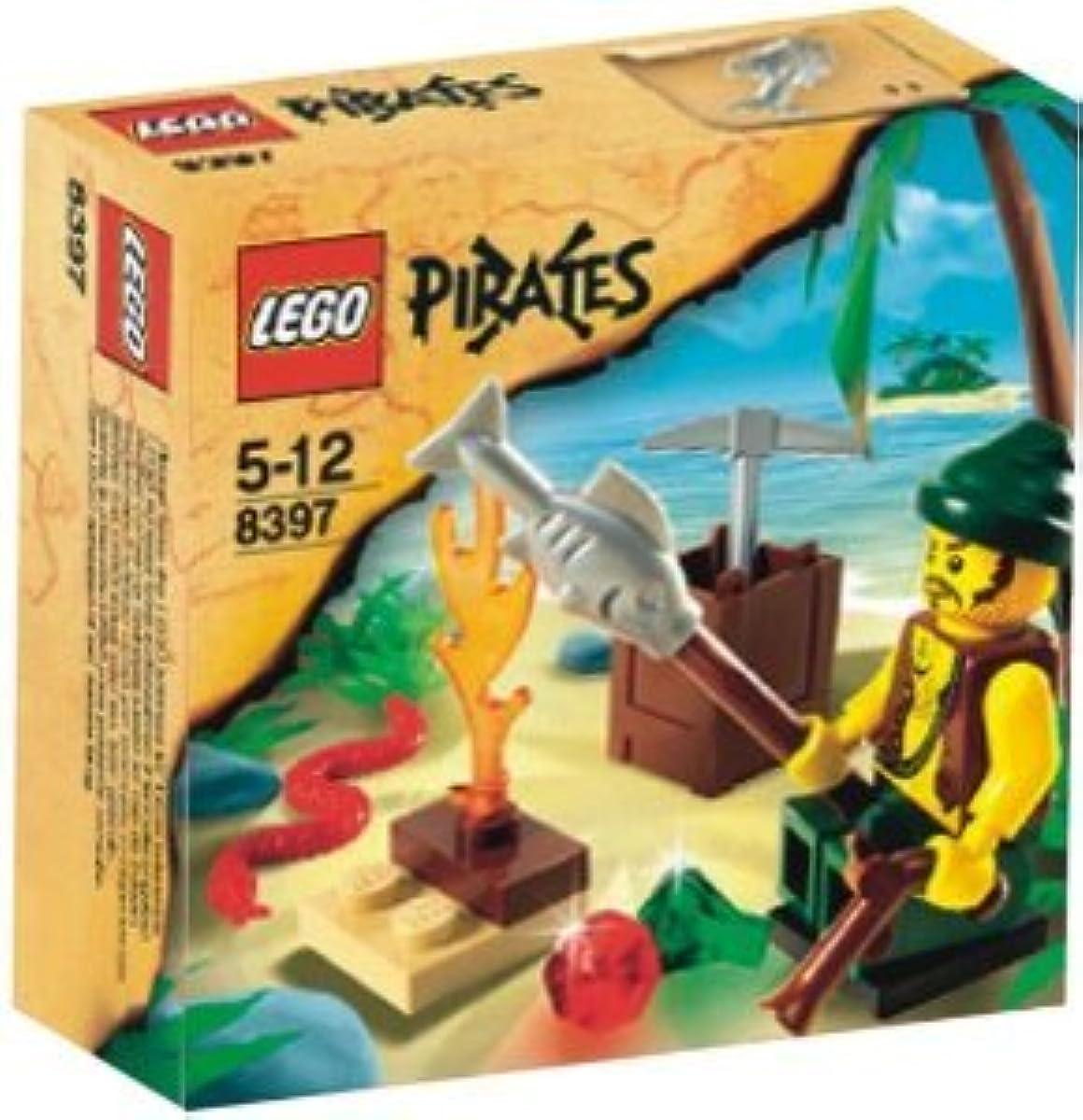 [해외] LEGO (레고) PIRATES SET #8397 PIRATE SURVIVAL 블럭 장난감 (병행수입)