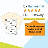 Hammermill Colored Paper, 24 lb Ivory Printer