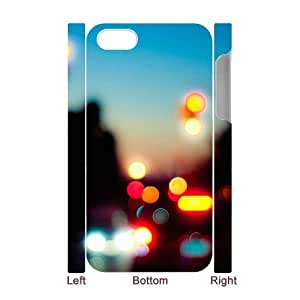 3D Kweet Brooklyn Shimmers IPhone 4/4s Case for Boys, Cute Iphone 4s Cases for Teen Girls [White]