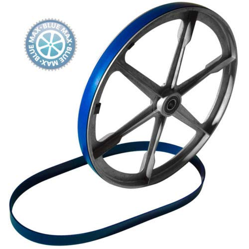 New Heavy Duty Band Saw Urethane Blue Max 2 Tire Set FIT DELTA 28-195 T1 BAND SAW
