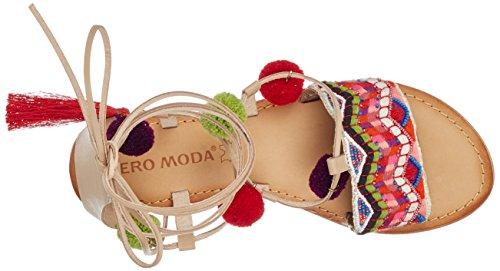 Curds Spartiates Whey amp; Sandal Moda Multicolore Leather Femme Vero Vmlia OI0wpSxp