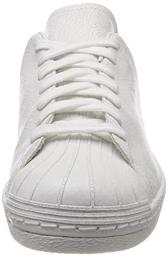 80s Met Homme Adidas Ftwr Superstar Pour ftwr Clean Gold Gymnastique De Chaussures White x7qIFF
