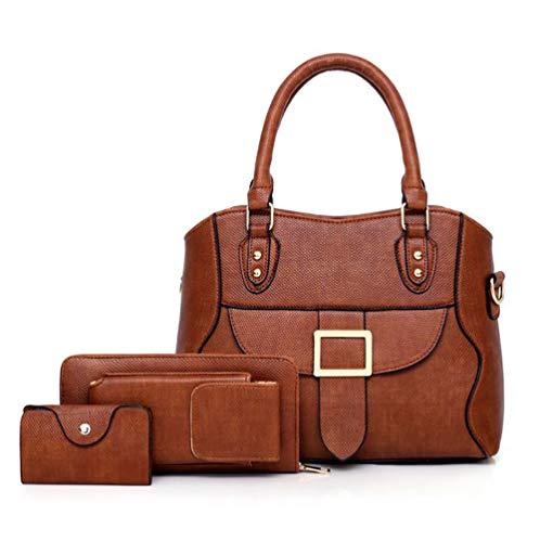 féminin à bandoulière cuir pour carrée Bandoulière en similicuir style4 Redwall® Sac de femme Sac à bandoulière 6wPqqE5