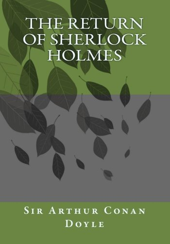 The Return of Sherlock Holmes pdf epub
